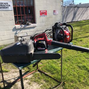 Power Equipment; Blowers, Chainsaws, Back Pack Blowers, Weed Eaters for Sale in Norfolk, VA