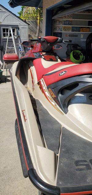 2002 seadoo gtx 155 4 stroke for Sale in Covina, CA