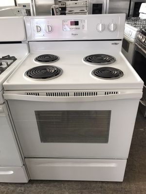 San Carlos appliances. Sale & services. Huge selection used, good appliances on sale, great price for Sale in Campbell, CA