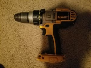 Dewalt drill for Sale in San Antonio, TX