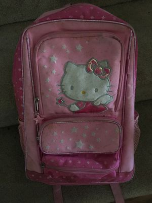 Hello kitty backpack for Sale in Fairview, OR