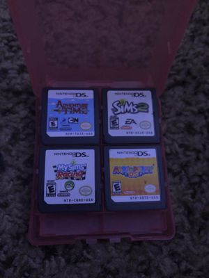 Nintendo DS games for Sale in Cibolo, TX