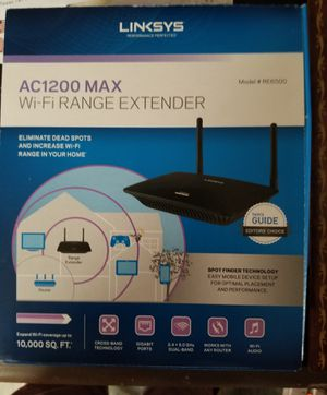 Wi-Fi Range Extender for Sale in Chino Hills, CA