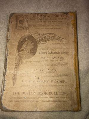 1884 book for Sale in San Antonio, TX