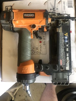 Ridgid Nail Gun for Sale in Houston, TX