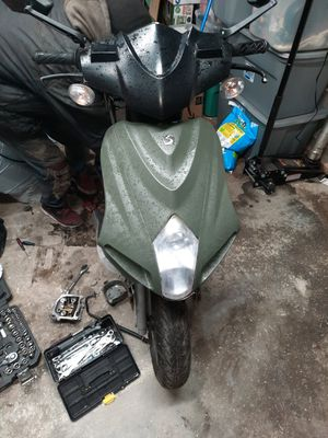 50cc with a 100cc big bore kit asking 500 or B.O for Sale in Southbridge, MA