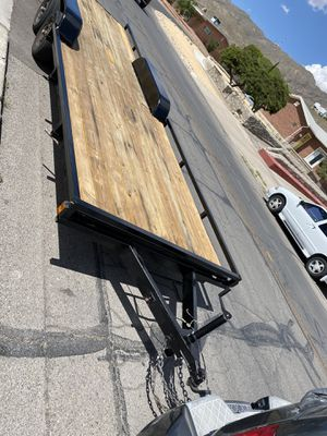 Trailer 2 axels for Sale in El Paso, TX
