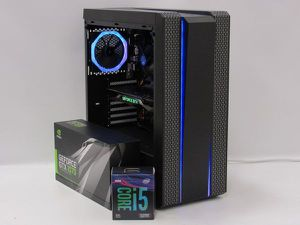 **BRAND NEW + FINANCING ** GAMING DESKTOP COMPUTER Intel Core i5-9400K 8GB RAM 128GB SSD + 1TB HD NVIDIA GTX 1070 (8GB) Graphics for Sale in Fontana, CA