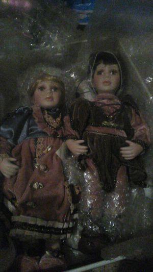 Authentic Porcelain Dolls for Sale in Clovis, CA