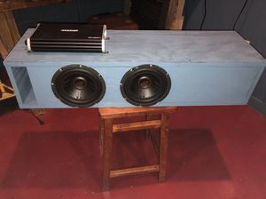 2 boss 8 inch subwoofers for Sale in Dallas, TX