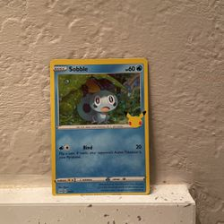 Sobble Pokemon Card for Sale in Orlando,  FL