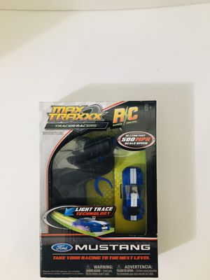Max Traxxx R/C Tracer Racers Remote Control Officially Licensed Ford Mustang for Sale in Las Vegas, NV