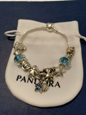 Sea Life Couple Charm Bracelet for Sale in Tampa, FL