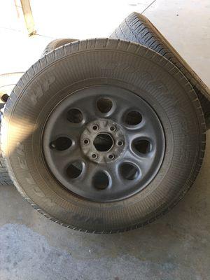 Chevy rims for Sale in Nuevo, CA