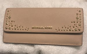 Michael Kors wallet - spring pink! LAST CALL for Sale in Baltimore, MD