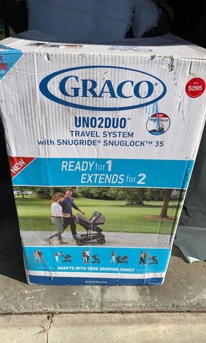 Graco Travel System ( Car Seat & Stroller) for Sale in Pinole, CA