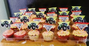 Monster jam cup.Cakes for Sale in Whittier, CA