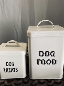 Dog Food/Treats Containers for Sale in Orange,  CA