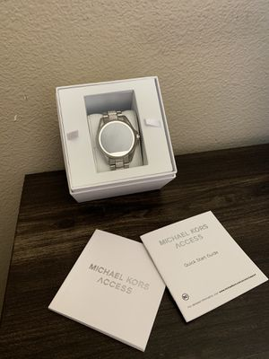 Michael kors smartwatch for Sale in Fresno, CA