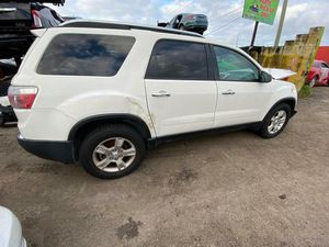 GMC terran 2009 only parts engine and transmission good for Sale in Miami Gardens, FL