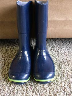 Skeeper Kids Rain Boots 1/2 for Sale in Covington,  WA
