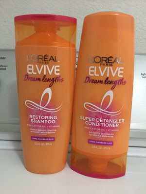 $5 for both. L'Oréal Elvive hair care. Price firm. Pickup only. Hablo español. for Sale in Las Vegas, NV
