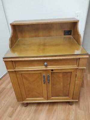 Minibar Dresser with Mini Fridge for Sale in San Diego, CA