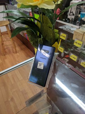 Verizon Samsung Galaxy Note 9 128GB Factory Unlocked for Sale in Austell, GA