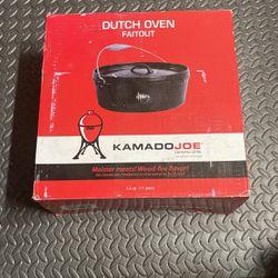 Kamado Joe 5.5qt Dutch Oven for Sale in Beaverton,  OR