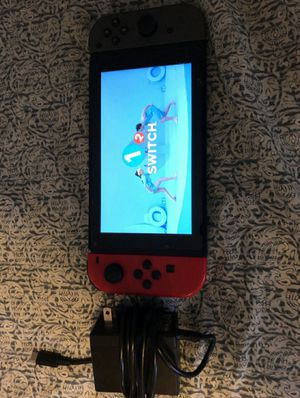 Nintendo Switch plus 3 Games! Great condition for Sale in Los Angeles, CA