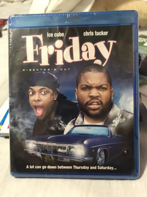 Friday (Director's Cut) BluRay DVD for Sale in Fontana, CA