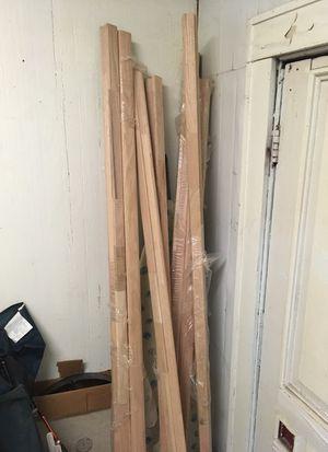 Oak handrails for Sale in Roanoke, VA