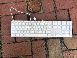Mac usb keyboard for Sale in Vero Beach, FL