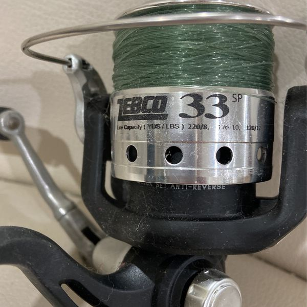 Zebco 33 line Capacity Reel - Fishing Time!