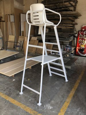 Life guard chair for Sale in Los Angeles, CA