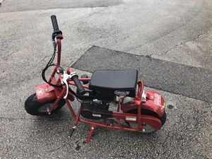 Coleman Mini Bike 98cc - Red for Sale in Coral Springs, FL