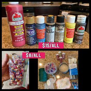Craft supplies for Sale in Manvel, TX