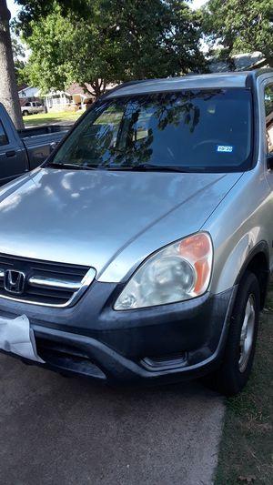 2004 Honda crv for Sale in Hurst, TX