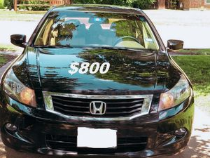 $8OO URGENT I sell my family car 2OO9 Honda Accord Sedan Runs and drives great! for Sale in Billings, MT