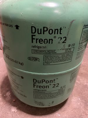 R22 Freon full cylinder for Sale in Levittown, NY