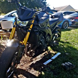 2012 Yamaha FZ8 for Sale in Kissimmee, FL