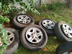 2017 Jeep stock wheels rims mint for Sale in Land O Lakes, FL