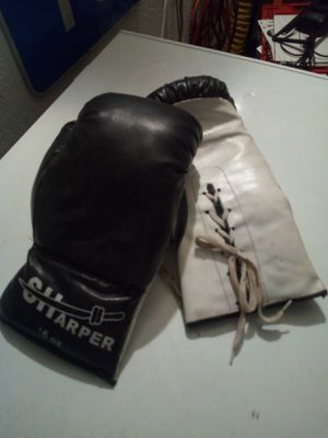 Sharper boxing gloves for Sale in Stockton, CA