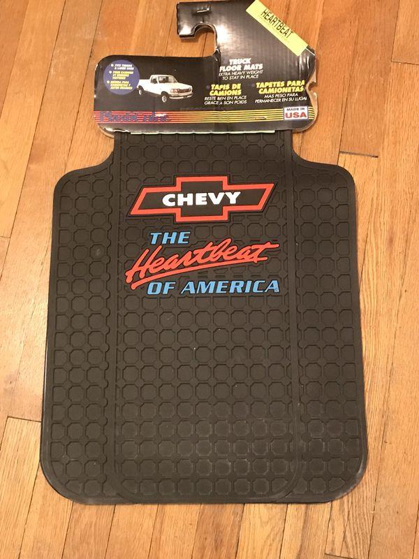 Chevrolet floor mats brand new Monte Carlo, trans am, nova ...