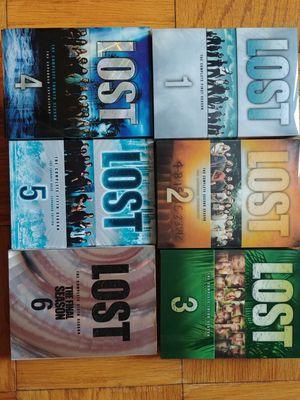 Lost complete series 6 seasons on DVD for Sale in Alexandria, VA