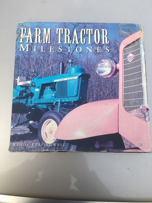 Farm tractor milestones by Randy Leffingwell for Sale in Portland, OR