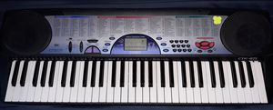 Full Casio Keyboard for Sale in Falls Church, VA