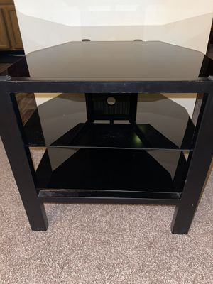Glass TV Stand for Sale in Chamblee, GA