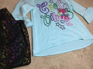 Trolls poppy 4T outfit for Sale in North Plains, OR