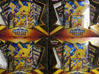 Pokémon Shining Fates - Pokémon V Boxes for Sale in Springfield,  VA